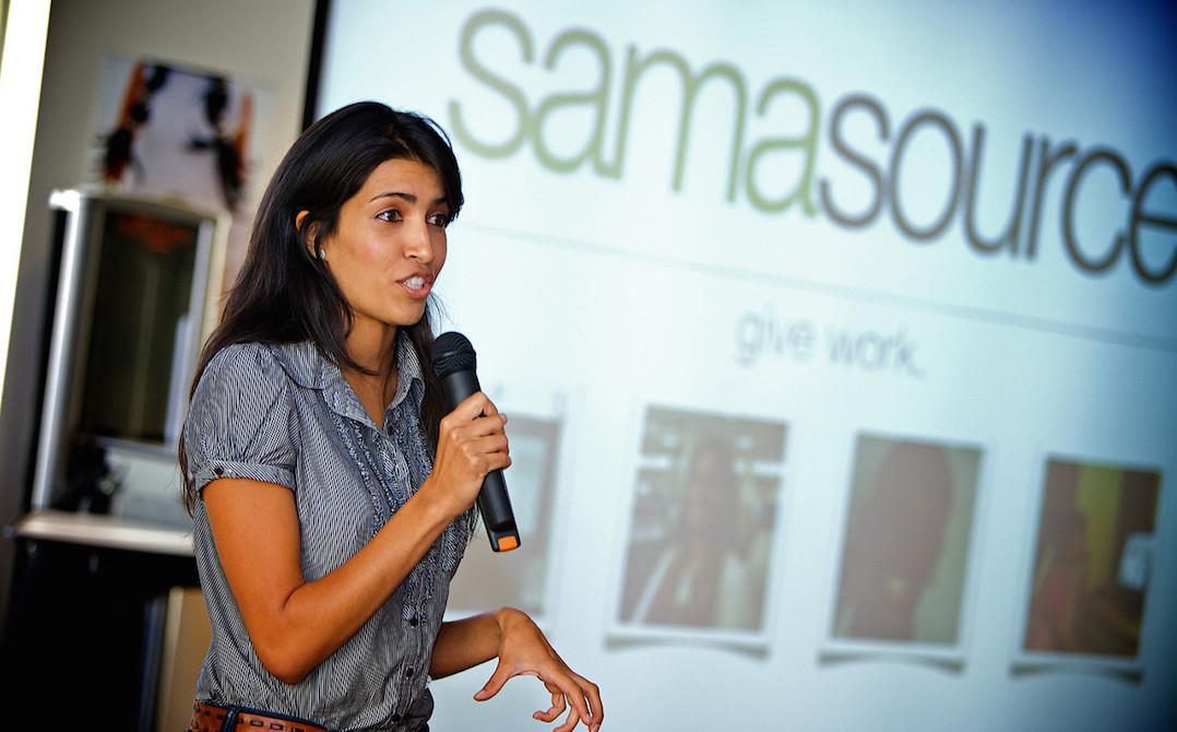 Sourcing employment. Samasource