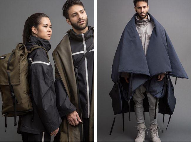 Jacket Tent. ADIFF