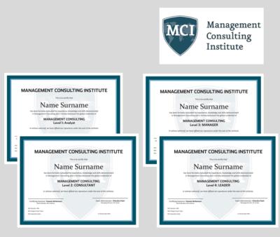 MCI Certification