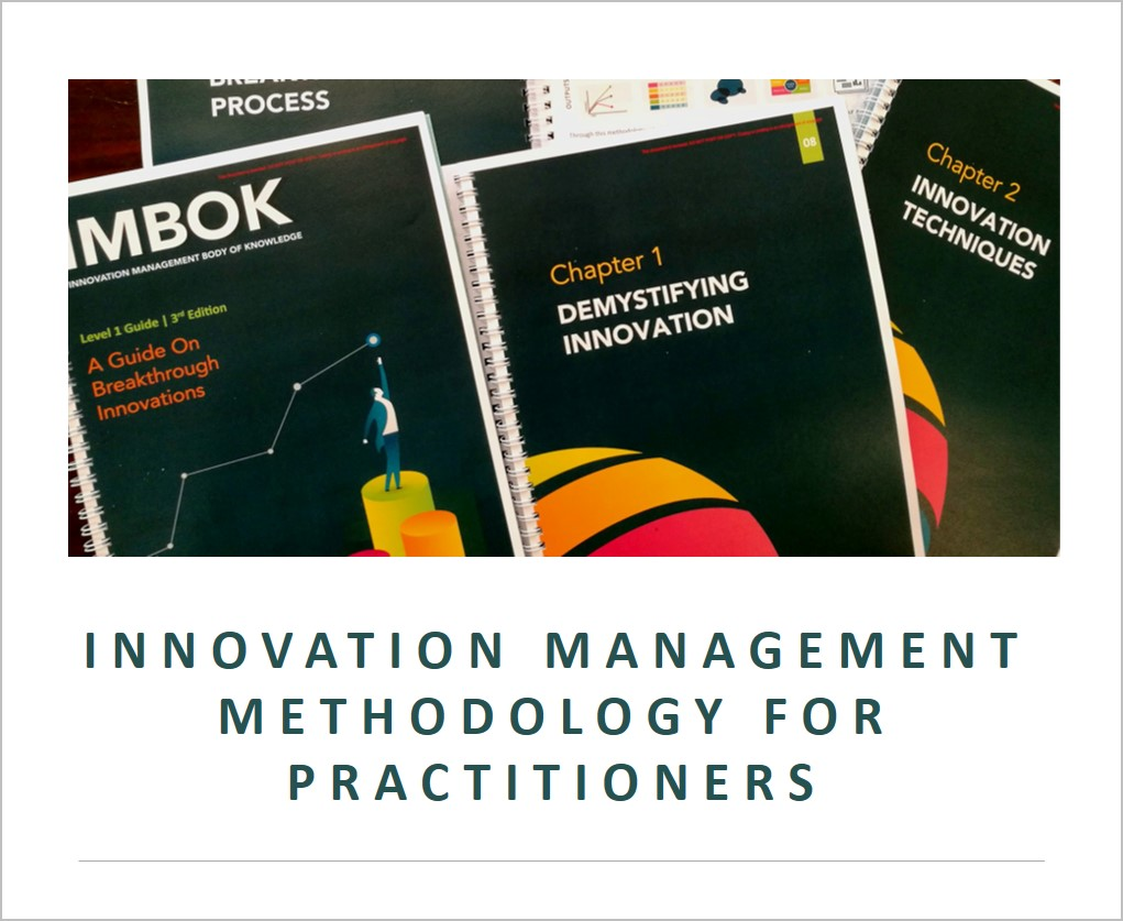 The World's Largest Innovation Professional Organization – GIM INSTITUTE