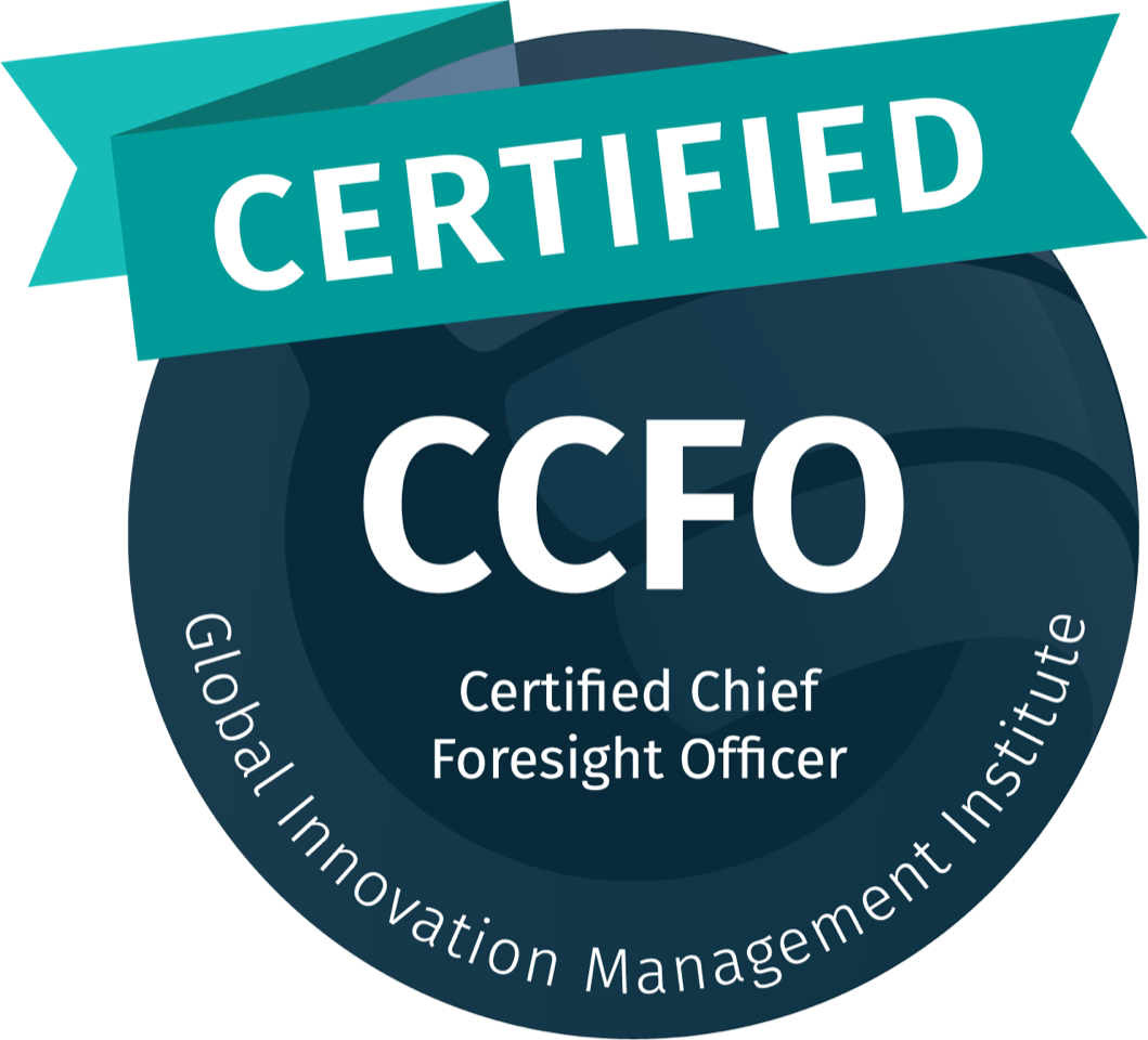 Level 3 of the certification journey guides you to achieve the highest standards on leadership of foresight projects, applying all knowledge and skills acquired during the future foresight certification process. Apply the complete cycle of the S4 Futures framework on the job.