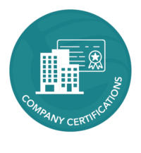 GIMI Company Certifications